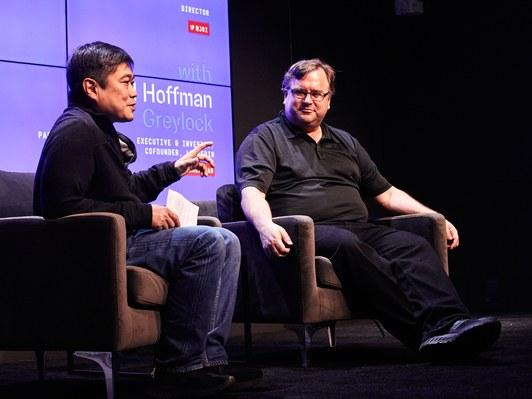 Reid Hoffman and Joi Ito on Moving Fast But Not Breaking Things