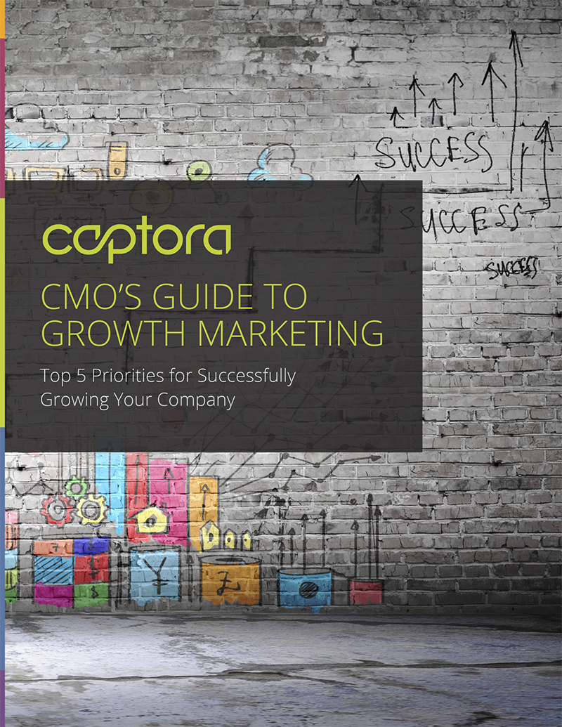 The CMO's Guide to Growth Marketing: Top 5 Priorities for Successfully Scaling Your Company