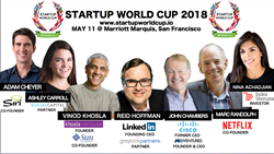 Chris Yeh to speak at Startup World 2018