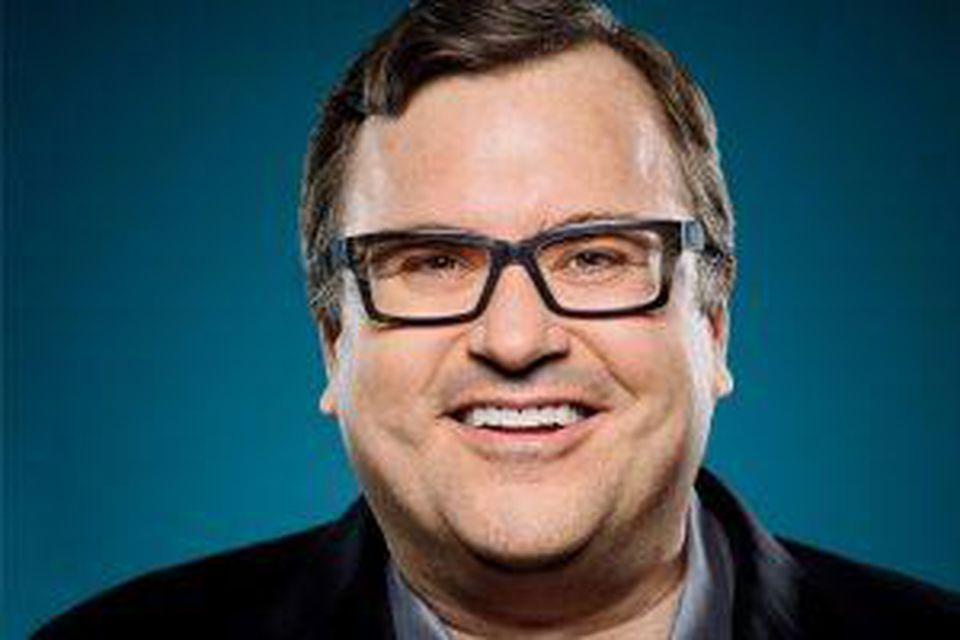 Reid Hoffman Shares Lessons From His Career In Blitzscaling
