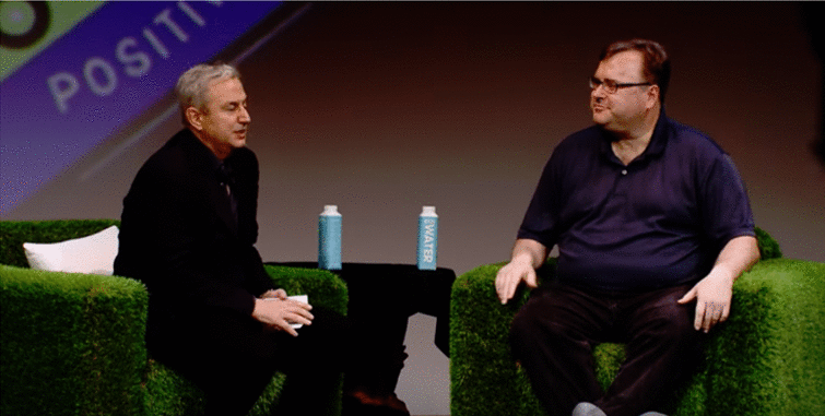 Reid Hoffman Interview with Mark Suster at Upfront Summit 2019
