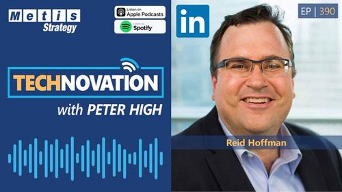 LinkedIn Co-Founder Reid Hoffman