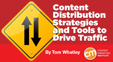 Content Distribution Strategies and Tools to Drive Traffic